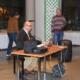 Manoug Pamokdjian à la présentation du dictionnaire de mathématiques français-arménien